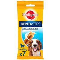 Pedigree DentaStix für mittelgroße Hunde