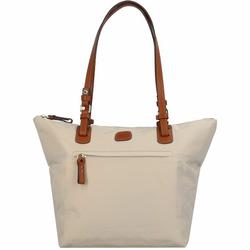 Bric's X-Bag Shopper Tasche 25 cm beige-leather