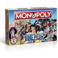 Winning Moves Monopoly One Piece 44796