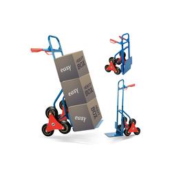 Stel4Style Treppensackkarre, Treppenkarre 200Kg Treppensackkarre Transportkarre Sackkarre Treppen-Sackkarre