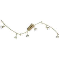 WOFI CAMERON 9796.06.32.0000 LED-Deckenstrahler 30W Messing (matt)