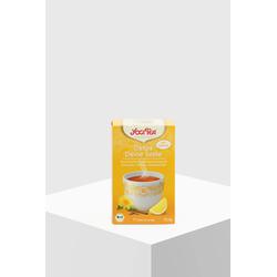 Yogi Tea Feel Pure mit Zitrone Bio 17 Teebeutel