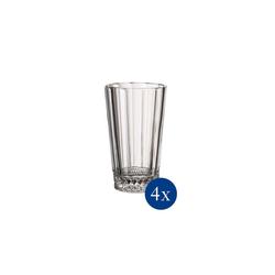 Villeroy & Boch Longdrinkglas Opéra Longdrinkglas 4er Set (4-tlg)