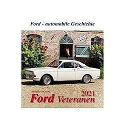 Ford Veteranen 2021