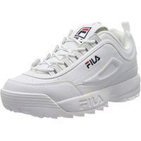 Fila Men's Disruptor Low white, 45