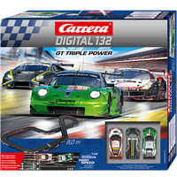 Carrera DIGITAL 132 GT Triple Power (200300007)