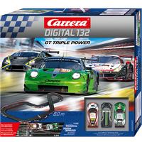 Carrera DIGITAL 132 GT Triple Power (200300007)