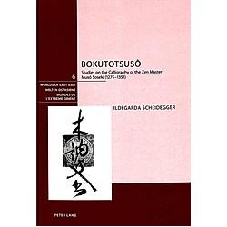 Bokutotsusô. Ildegarda Scheidegger  - Buch