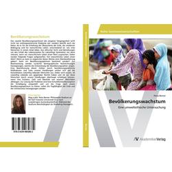 Bevölkerungswachstum als Buch von Petra Berner