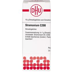 STRAMONIUM C 200 Globuli 10 g