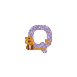 TRUDI Tier Buchstaben 10cm Quokka Q