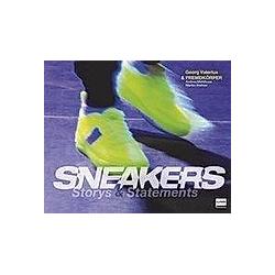 Sneakers. Georg Valerius  Martin Wellner  Andrea Mehlhose  - Buch
