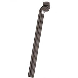 Ergotec Sattelstütze Patentsattelstütze Alu Ergotec Ø 31,6mm, 350mm, sc, Patentsattelstütze Alu Ergotec Ø 31,6mm, 350mm, schwarz