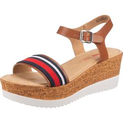 Klassische Sandaletten Sandalette 40