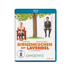 Birnenkuchen mit Lavendel Blu-ray