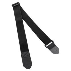 Rocktile Gitarrengurt für Kinder Nylon, schwarz