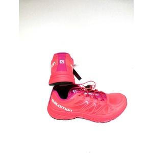 Salomon Sonic Pro W Coral Punch, Orange Pink 37 1/3 Damen Schuhe