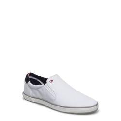 Tommy Hilfiger Iconic Slip On Sneaker Niedrige Sneaker Weiß TOMMY HILFIGER Weiß