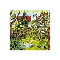 Vogelstimmen  Audio-CDs: Ed.1 Vogelstimmen in Park und Garten - Hörbuch