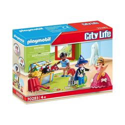 Playmobil® Spielfigur PLAYMOBIL® 70283 Kinder mit Verkleidungskiste