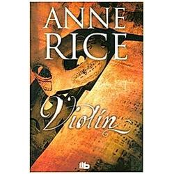 Violín. Anne Rice  - Buch