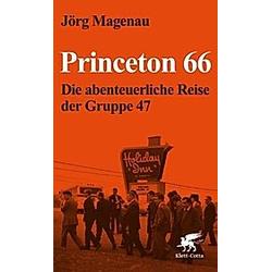 Princeton 66. Jörg Magenau  - Buch