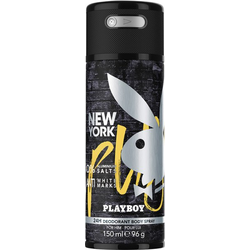 Playboy New York Deo Body Spray 150 ml Deodorant Spray