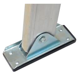 Facal schwenkbarer Gelenkfuß 30x80 mm