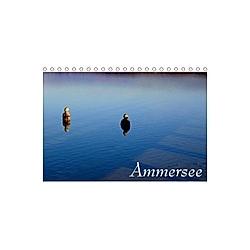Ammersee (Tischkalender 2021 DIN A5 quer)