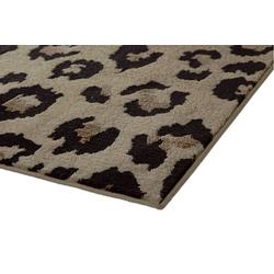 Teppich Leoparden Design