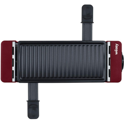 wëasy Raclette TAK12 Raclette-Set für 2 Personen, 400 W