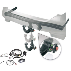 Anhängerkupplungs-Kit OPEL ASTRA HCC (L08) Bauj. 01/06 -10/10