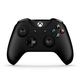 Microsoft Xbox Wireless Controller schwarz + Kabel für Windows