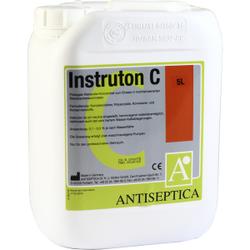 Antiseptica Instruton C Klarspülerkonzentrat, Klarspülerkonzentrat für Steckbeckenautomaten, 5 l - Kanister