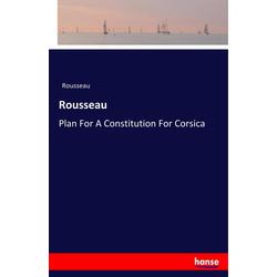 Rousseau als Buch von Rousseau