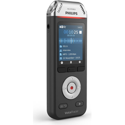 Philips Digital Voice Tracer DVT2110 (8GB), Diktiergerät