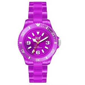 Ice-Watch ICE Solid purple Medium CS.PE.U.P.10 Damenuhr Uhr NEU Lila violett K15