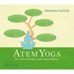 Atem Yoga, MP3-CD - Hörbuch
