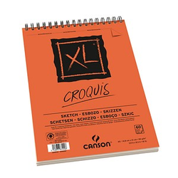 canson Skizzenblock XL DIN A5