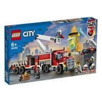 Lego City Mobile Feuerwehreinsatzzentrale 60282
