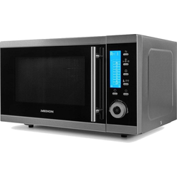 Medion® Mikrowelle MD 15501, Mikrowelle, Grill und Heißluft, 25 l