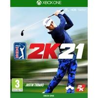 PGA 2K21 Xbox One