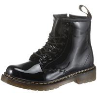 Dr. Martens 1460 Patent Delaney Kinder Stiefel schwarz Gr. 34