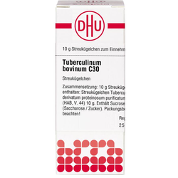 TUBERCULINUM BOVINUM C 30 Globuli 10 g