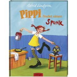 Oetinger Verlag Pippi findet einen Spunk