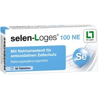 Dr. Loges Selen-Loges 100 NE Tabletten 50 St.