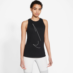 Nike Yogatop Dry Yoga Tanktop schwarz Damen Ärmellose Shirts Sweatshirts
