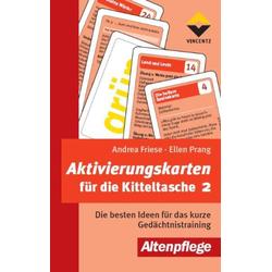 Aktivierungskarten für die Kitteltasche 2