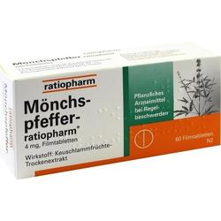 Mönchspfeffer-ratiopharm