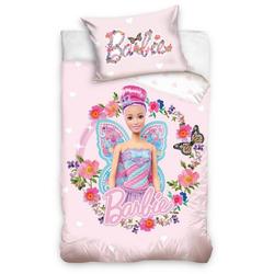 Babybettwäsche Beautiful Flowers, Barbie, Kinder und Babybetten geeignet